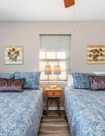 Flat Fish Lodge Bedroom 3