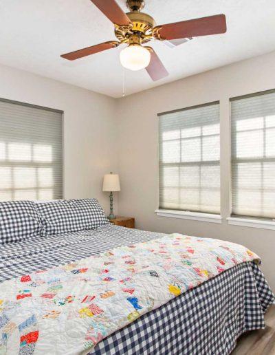 Flat Fish Lodge Master Bedroom
