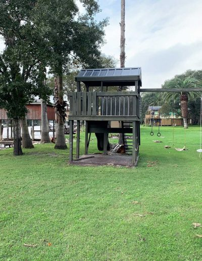 Kritzlers Forthouse and Swingset