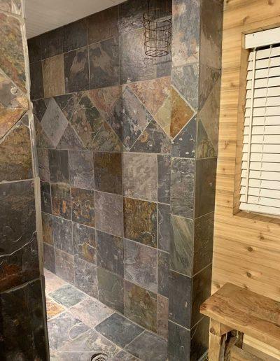 Kritzlers Walk-in Shower