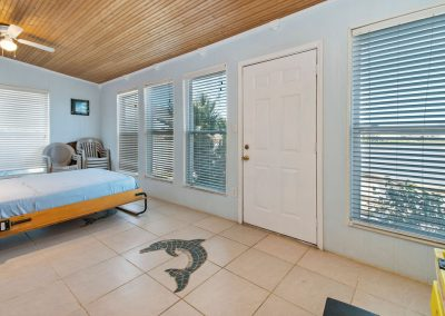The Surfhouse - main bedroom