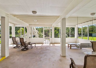 383 County Road 296 - covered breezeway