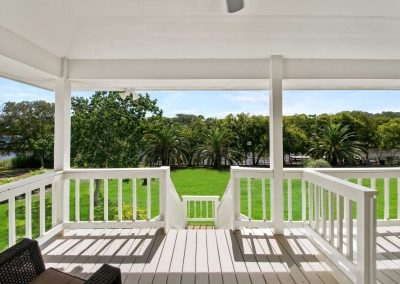 383 County Road 296 - upper balcony view