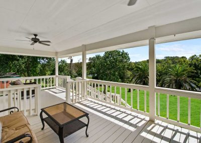 383 County Road 296 - upper balcony view 2