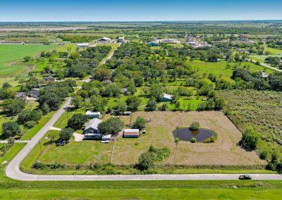 1400 Bayou Drive - aerial 1