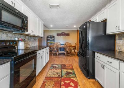 1400 Bayou Drive - Kitchen & Dining