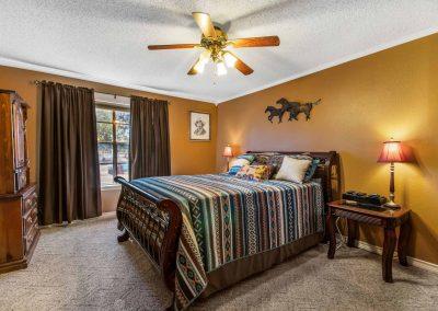 1400 Bayou Drive - Main bedroom view 1