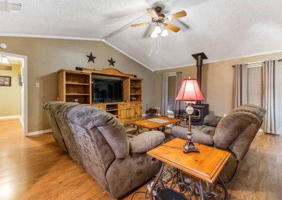 1400 Bayou Drive - Living Room 1