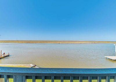 Los Ninos Casa De Playa - Canal view ICW