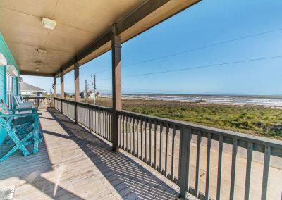 Los Ninos Casa De Playa - Ocean Balcony