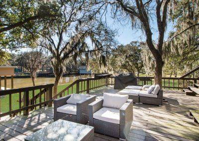 128 PR 652 - Outdoor living area