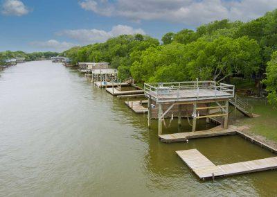 Catch n Relax - Fishing dock