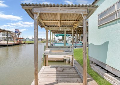 East Bay Breeze - Covered Fishing Dock