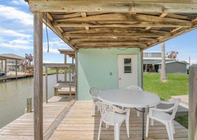 East Bay Breeze - Creekside Dock house