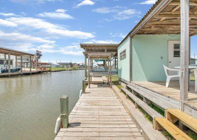 East Bay Breeze - Fishing Dock