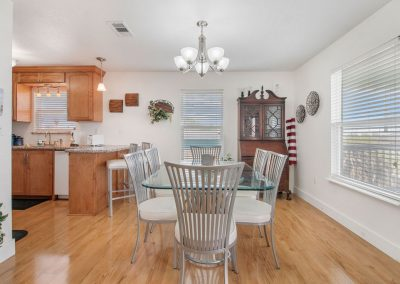 East Bay Breeze - Open Dining & Kitchen