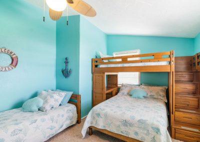Christal's Castaway - Bunk Room