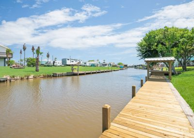 Christal's Castaway - Fishing Dock
