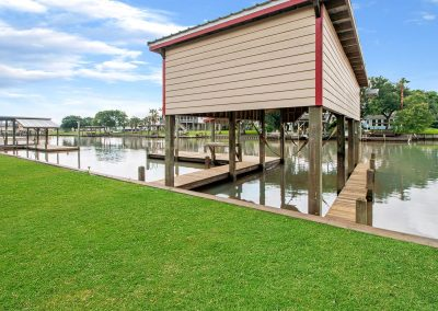 Grandpa's Place on Caney - Boat Lift