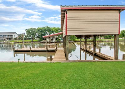 Grandpa's Place on Caney - Dock w Fishing Pier