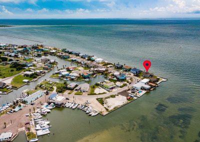 100 Bayshore Drive - Aerial - Ocean Views