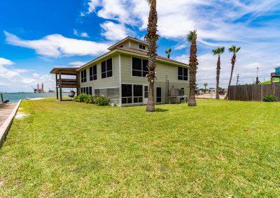 100 Bayshore Drive - Corner Lots w Palm Trees