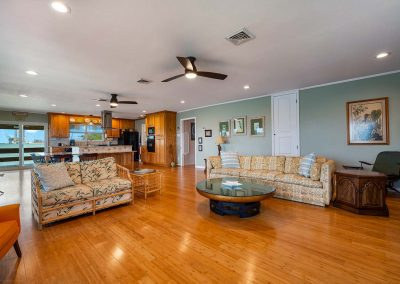 100 Bayshore Drive - Free Flowing Living Dining & Kitchen