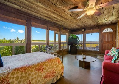 100 Bayshore Drive - Glass Sun Room