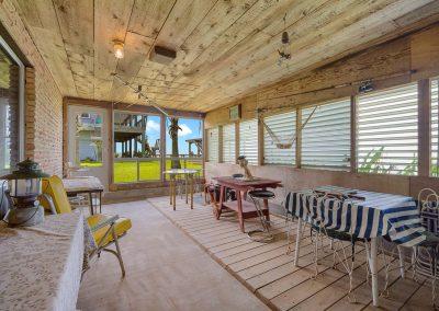 100 Bayshore Drive - Sunroom Patio