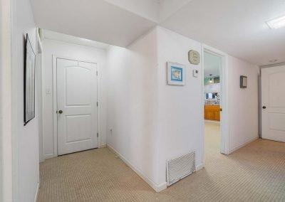 100 Bayshore Drive - Tiled Hallway