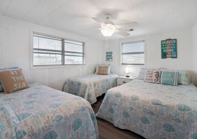 Caney Creek Inlet - Bedroom 3