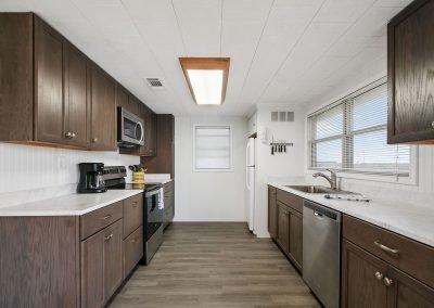 Caney Creek Inlet - Galley Kitchen