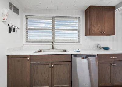 Caney Creek Inlet - Kitchen w Dishwasher