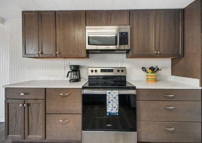 Caney Creek Inlet - Kitchen w modern appliances