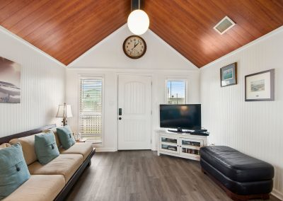 Caney Creek Inlet - Living Area