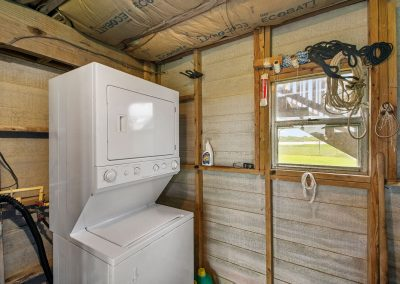 Caney Creek Inlet - Washer Dryer Combo