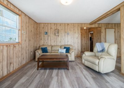 House of Views - Natural Wood Finishes