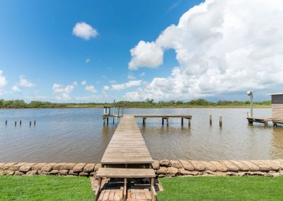 Peace at Bay - Private Fishing Pier