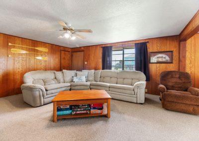 Peace at Bay - Sectional Sofa