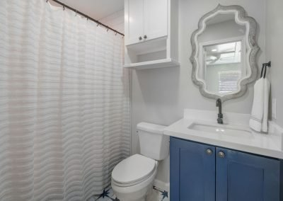Reel Time - Guest Cottage Bath