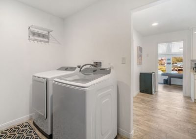 Reel Time - Laundry Area