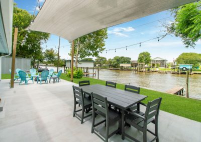 Reel Time - Outdoor Living & Dining Creekside