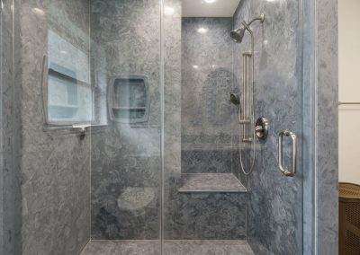 Reel Time - Spa-like Shower