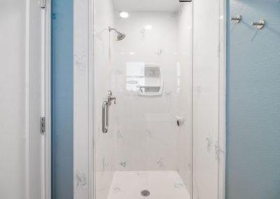 Reel Time - Walk-in Shower