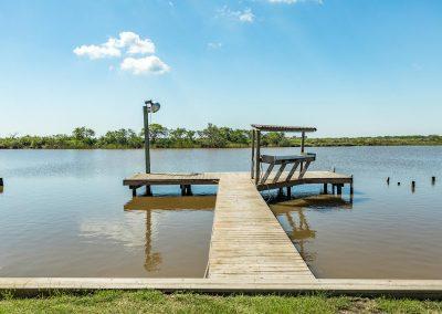 Flippin' Flounder - Private Boat Dock